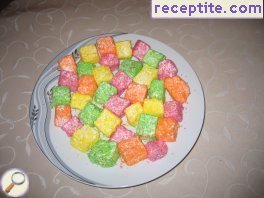 Marshmallow candies (Marshmallows)