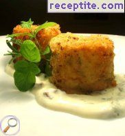 Fish mini-sponge cakecheta