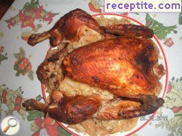 Stuffed turkey Pepolina
