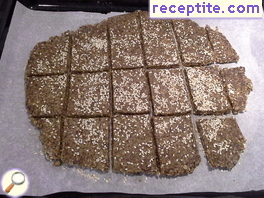 Gluten-free bread with raw amarant flour