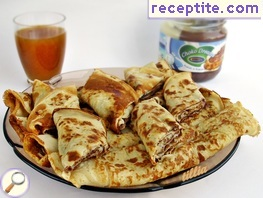 Pancakes with yoghurt - II type