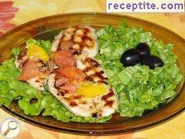 Chicken with citrus