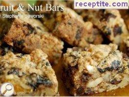 Zdavosloven mix (Fruit and Nut Bars)