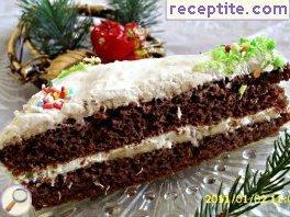 Layered cake * Festive Tree *