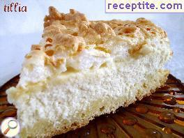 Cottage cheese pie * Angel tears *