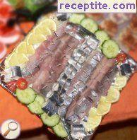 Herring in sunflower oil