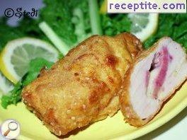 Cordon Bleu chicken