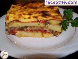 Ordinal moussaka
