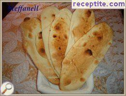 Egyptian flat bread