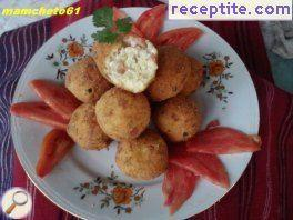 Balls of cottage cheese - buy Manol