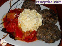 Meatballs in BBQ