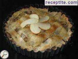 Apple pie - III type