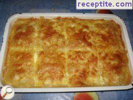 Banitsa with mayonnaise Devon * *