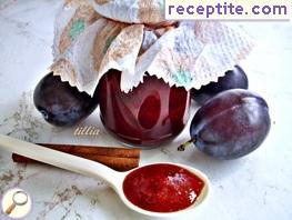 Sweet and sour plum sauce