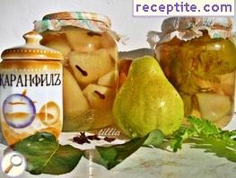 Pear Compote