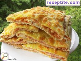 Pizza Calzone - basic recipe