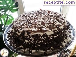 Layered cake Tenderness