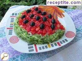 Salad Watermelon