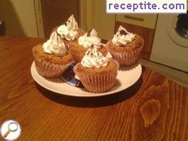 Chocolate muffins - V type