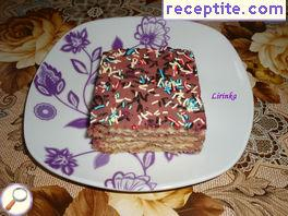 Biscuit layered cake - bTV