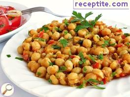 Chickpea Stew