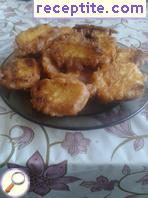 Fried kashkavalcheta beer