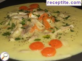 Chicken Fricassee - II type