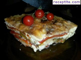 Lazy peppers burek