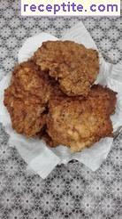 Homemade cutlets